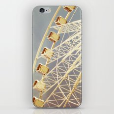 Ferris Wheel iPhone & iPod Skin