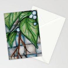 Doberman Vine Stationery Cards