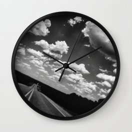 204 | hill country Wall Clock