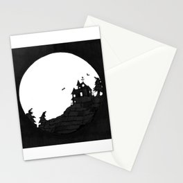 House on the Hill Stationery Cards