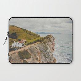 Zumaia mountain Laptop Sleeve
