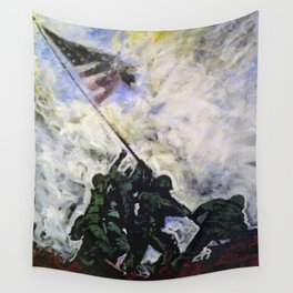 A Common Virtue  Wall Tapestry