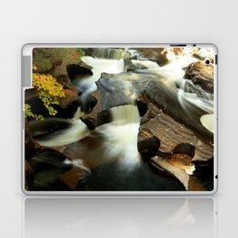 Fall from the Bridge Laptop & iPad Skin