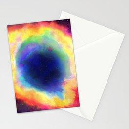 Donut Nebula Stationery Cards