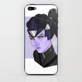 Noire iPhone Skin