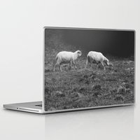 sheep Laptop & iPad Skins featuring Sheep by Pati Designs & Photography