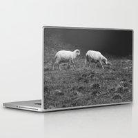 sheep Laptop & iPad Skins featuring Sheep by Pati Designs