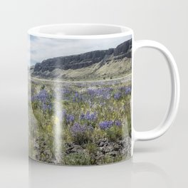 Wildflowers near Steens Mountain Wilderness Coffee Mug
