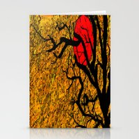 twilight Stationery Cards featuring TWILIGHT by aztosaha