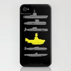 Know Your Submarines Slim Case iPhone (4, 4s)