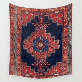 Afshar Kerman South Persian Rug Print Wall Tapestry