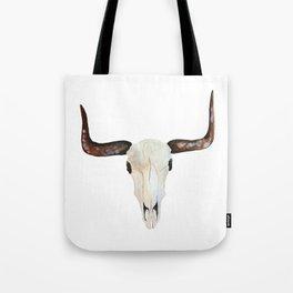 Animal Skull Tote Bag