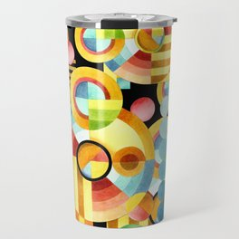 Art Deco Maximalist Travel Mug