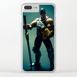 """""""Ares"""" Clear iPhone Case"""