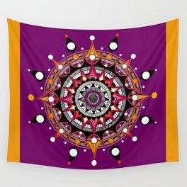 Mandala 011 Wall Tapestry