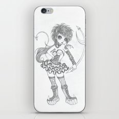 Devil iPhone & iPod Skin