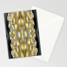 BethofArt*Gold Stationery Cards
