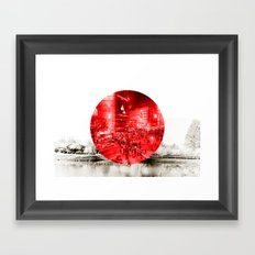 Land of the Rising Sun Framed Art Print