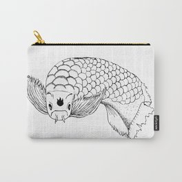 Dragon Fish Carry-All Pouch