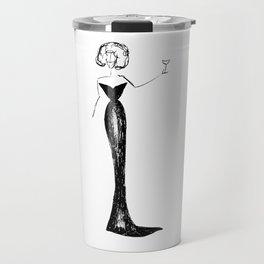 Evening Gown Travel Mug