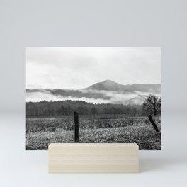 Smokey Mountains Mini Art Print