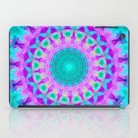 kaleidoscope iPad Cases featuring Kaleidoscope by Sylvia Cook Photography