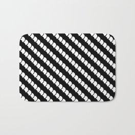 Spinal Stripes Bath Mat