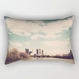 Columbus Ohio 2 Rectangular Pillow