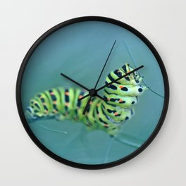 Acrobat Wall Clock