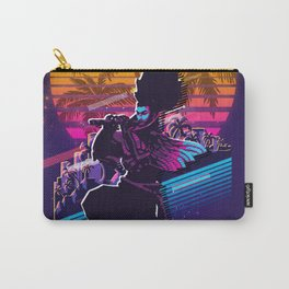 yasuo league of legends game 80s palm vintage Carry-All Pouch
