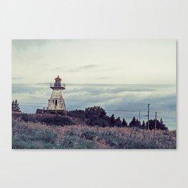 Forgotten Sight Canvas Print
