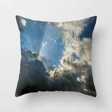 Let Your Name Be Sanctified Throw Pillow