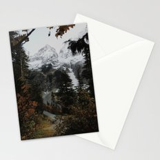 Cascade River Rd Stationery Cards