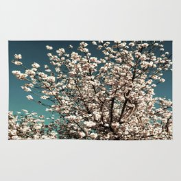 Winter Blossoms Rug
