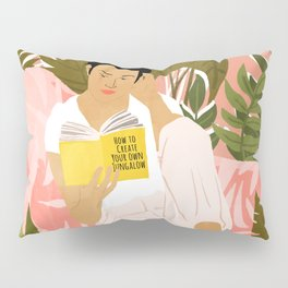 How To Create Your Own Junglow #illustration Pillow Sham