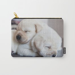Labrador Puppy Carry-All Pouch
