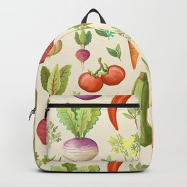 Garden Veggies Light Backpack