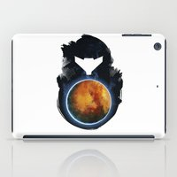 metroid iPad Cases featuring Metroid Prime by Ian Wilding