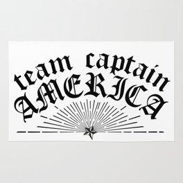Team Cap Rug