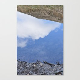 A Yakima Reflection Canvas Print