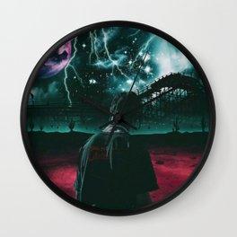 Astroworld Wall Clock