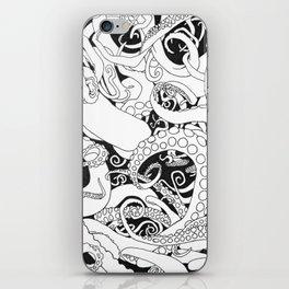 Tentacles  iPhone Skin
