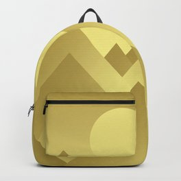 Golden Mountains  238 Backpack