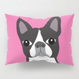 Boston Terrier Lilly Pillow Sham