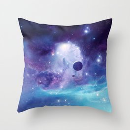 Lonely Planet Throw Pillow