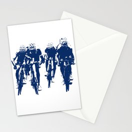 Cycling Stationery Cards