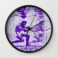 ali Wall Clocks featuring Ali  by beoriginal