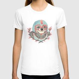 LuchaSloth T-shirt