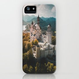 Magical Castle iPhone Case