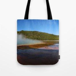 Grand Prismatic Colors Tote Bag
